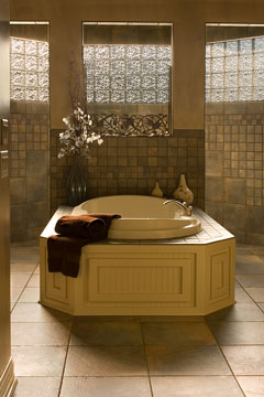 whirlpool tub spa